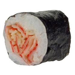 Hosomaki Krabbe (8 stk)