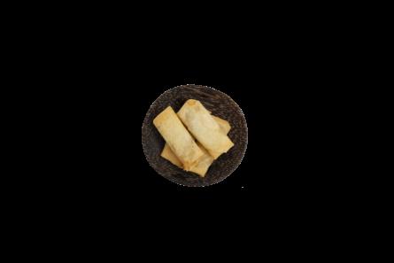 Nr.15 Mini forårsruller – vegetar (4stk)